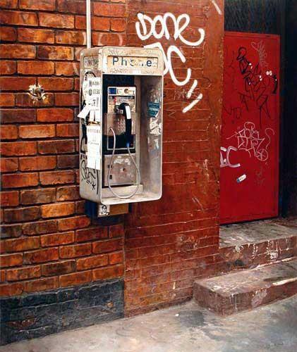 La cabina NY, 2003