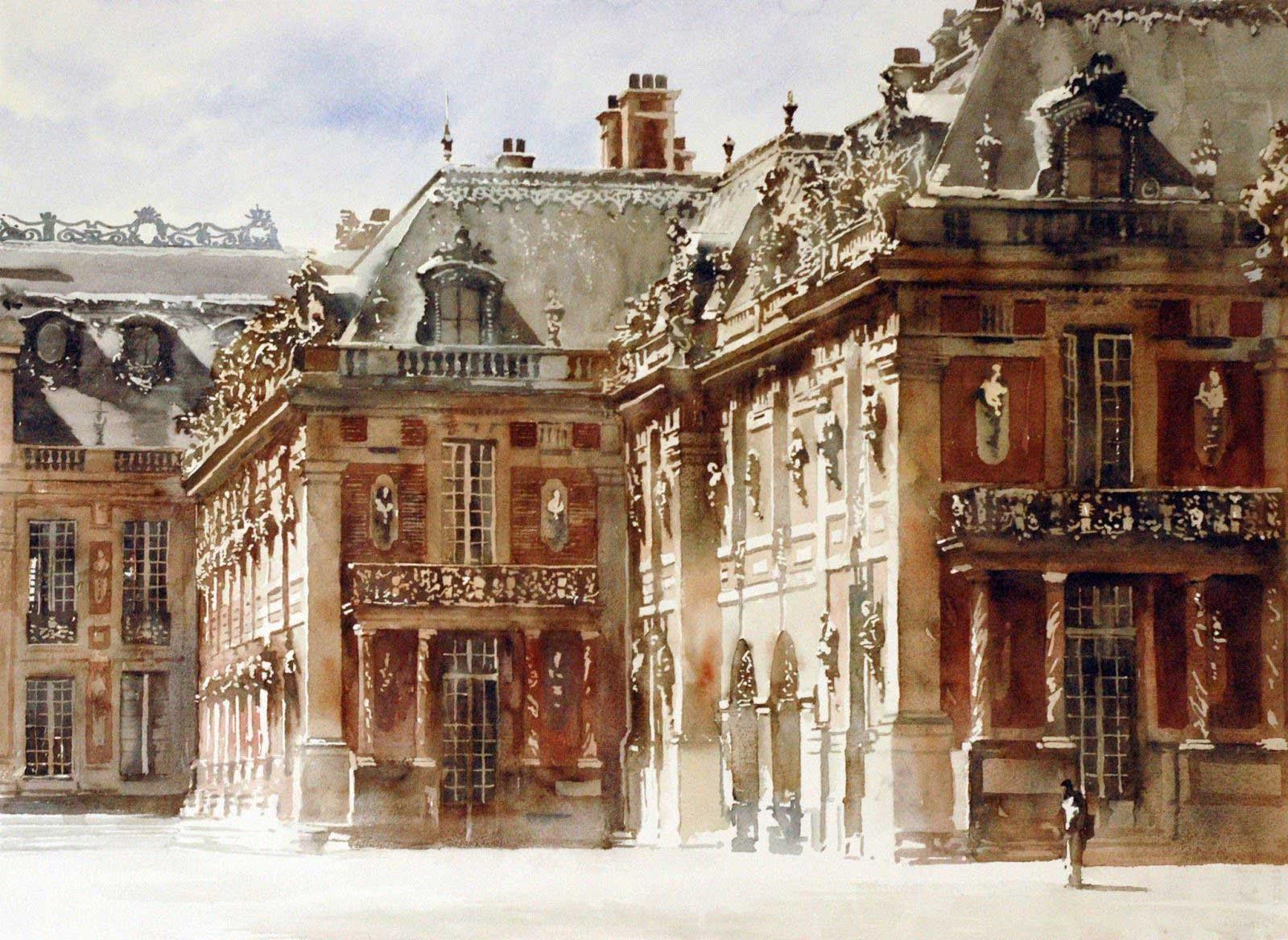 Château de Versailles, ?