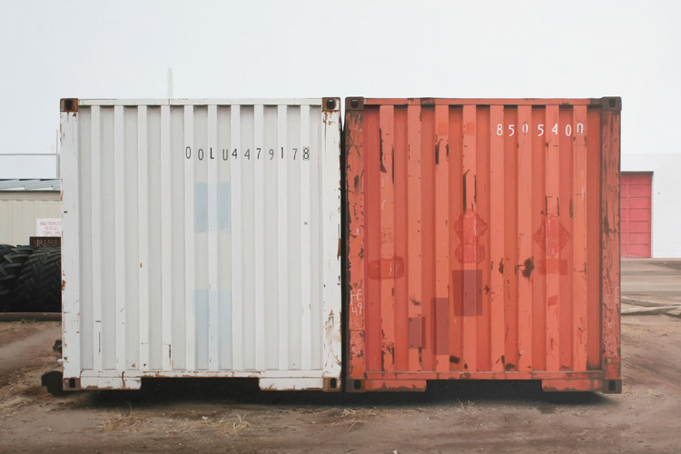 Containers, 2008