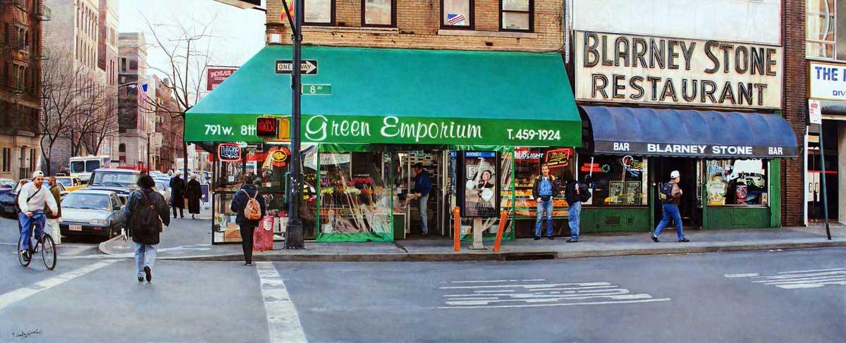 Green Emporium, 2007
