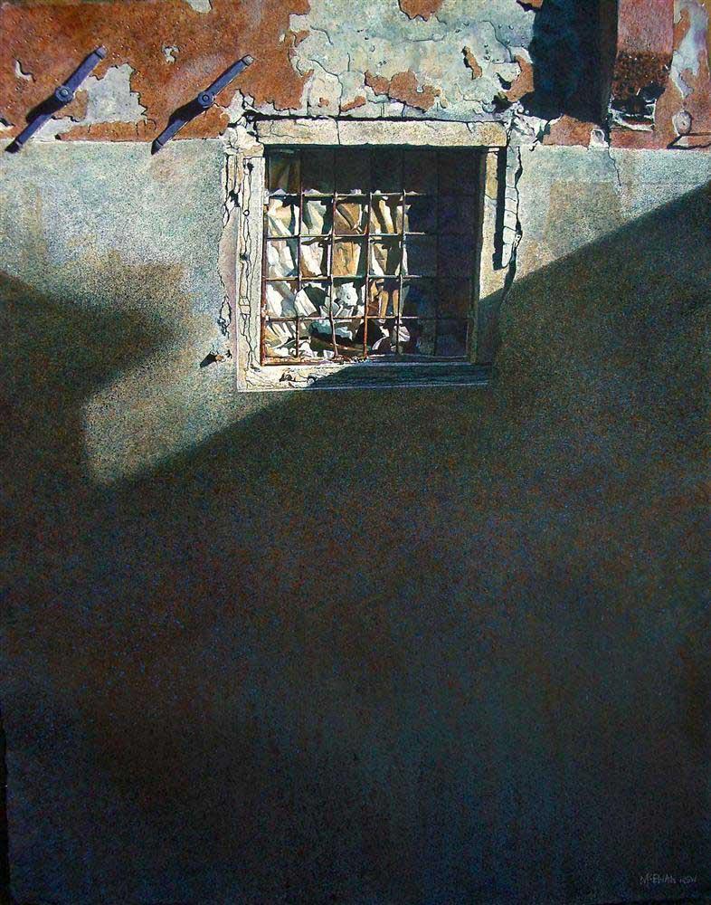 Illuminated window,2008