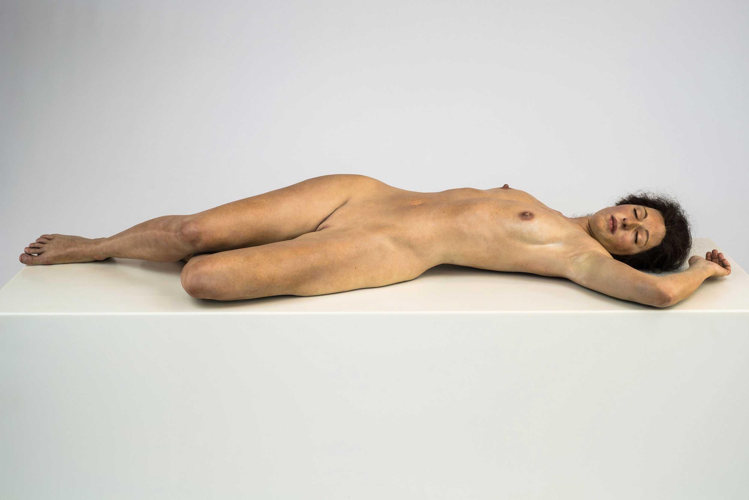 Lisa reclining, 2015