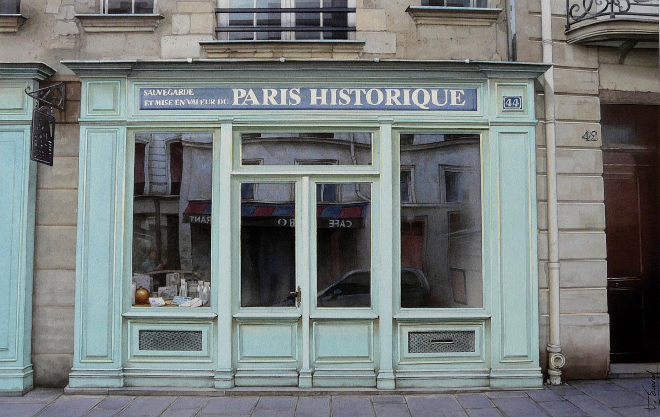 Le Paris Historique, ?