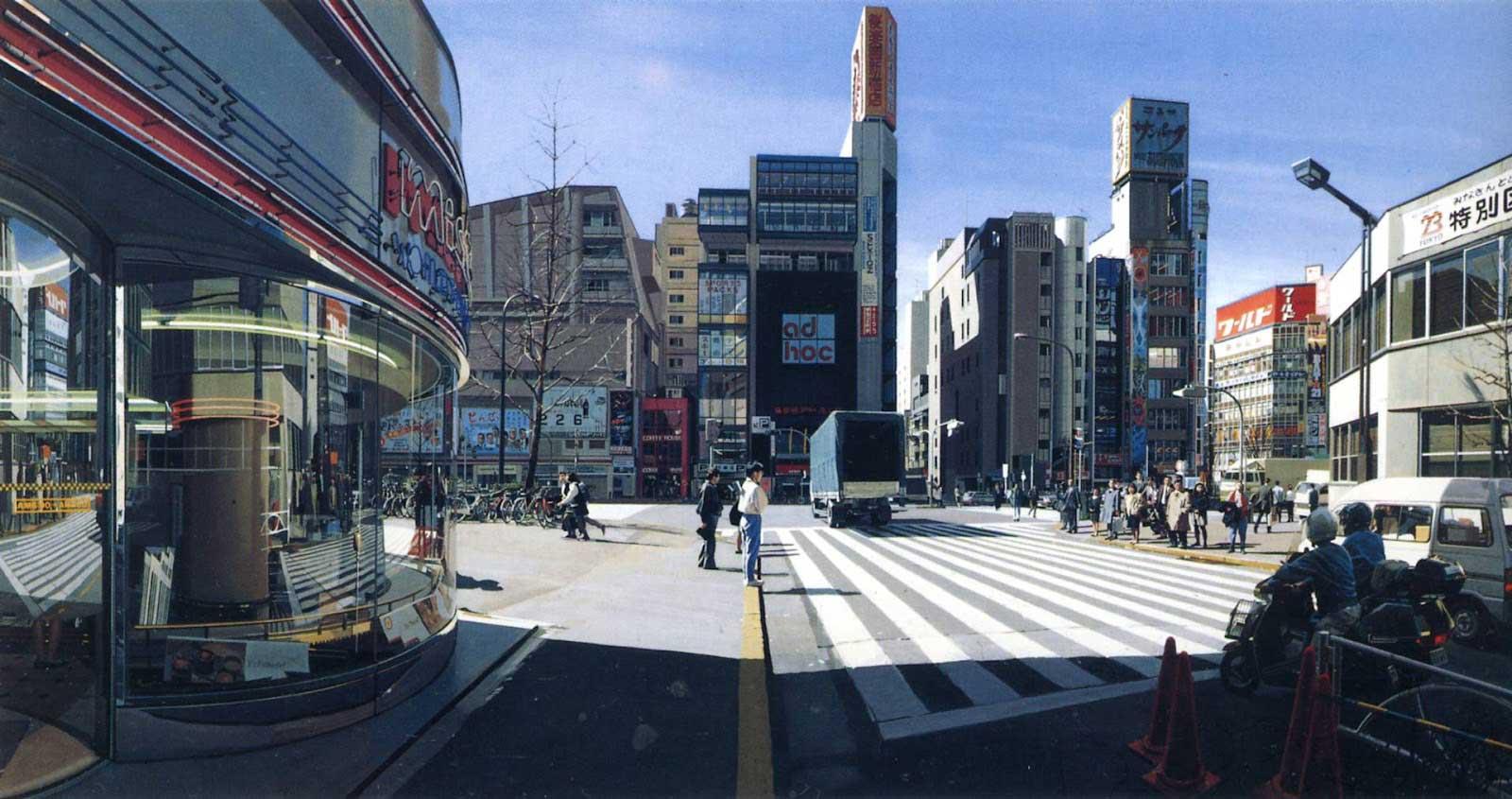 Shinjuku, 1989