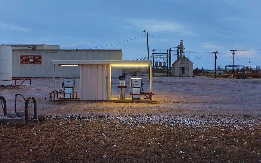 Farmers Co op Gin Anson TX, 2012
