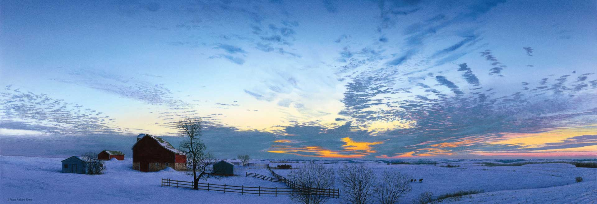 January Sunrise, 1994