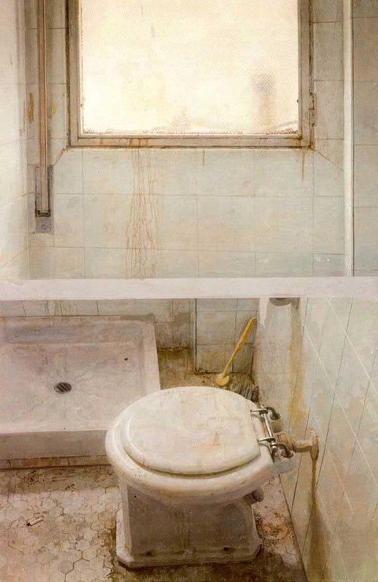 Toilet and window,1971