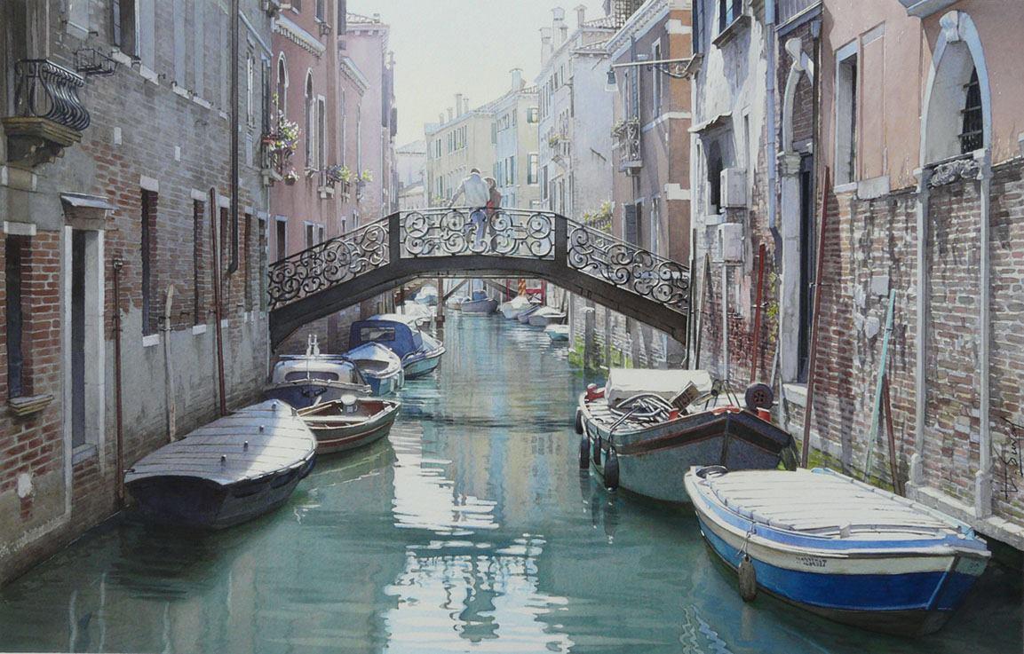 Un pont pour un rendez-vous à Venise, ?