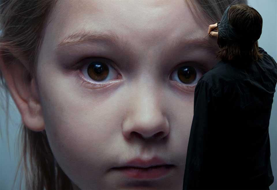 Gottfried-Helnwein-in-studio