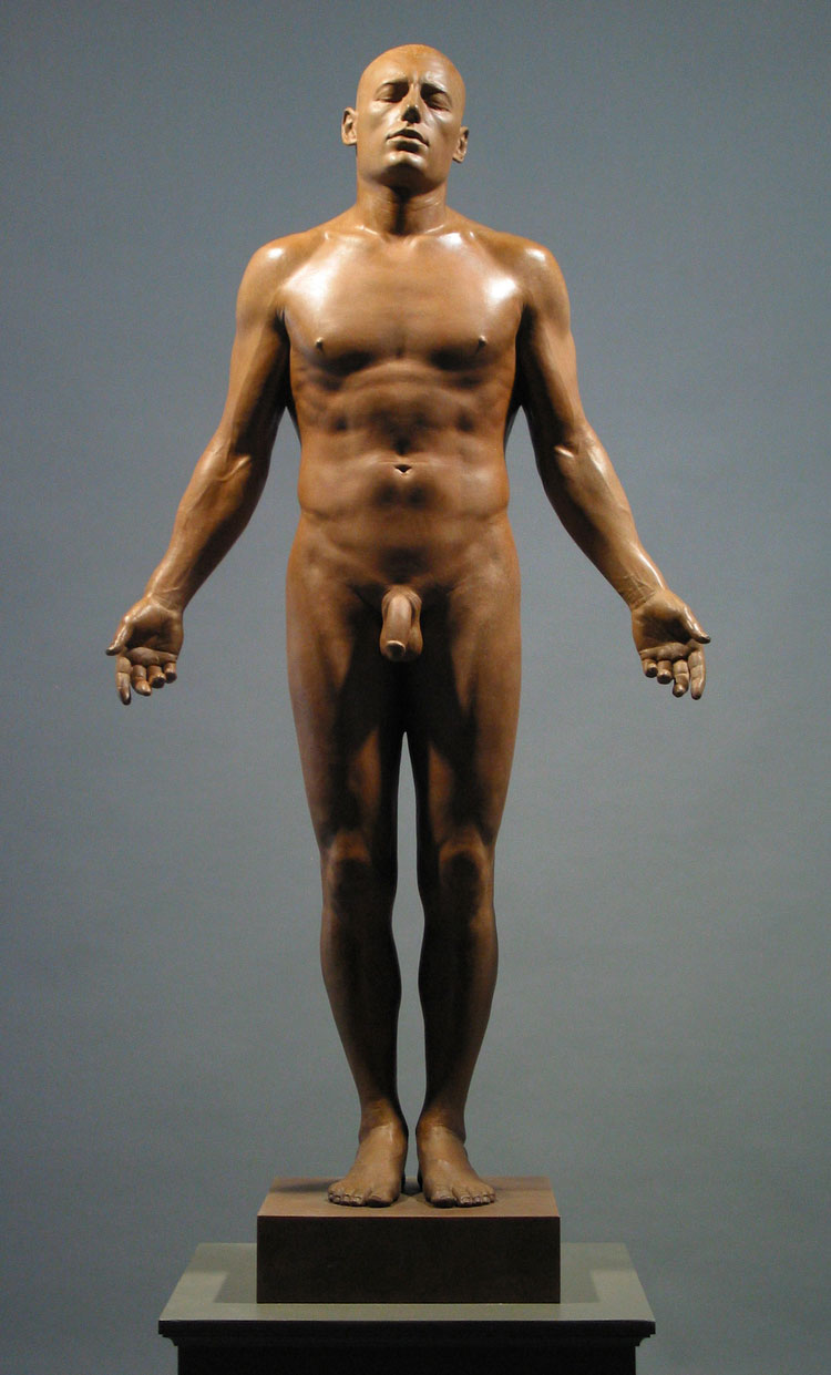 Prometheus (self-portrait), 2008