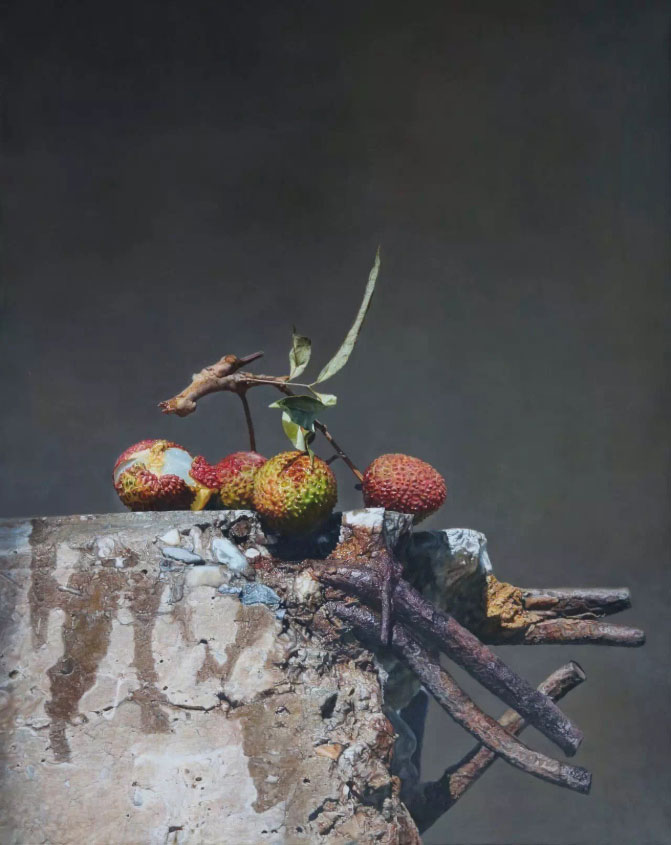 Fruit, 2015-2016