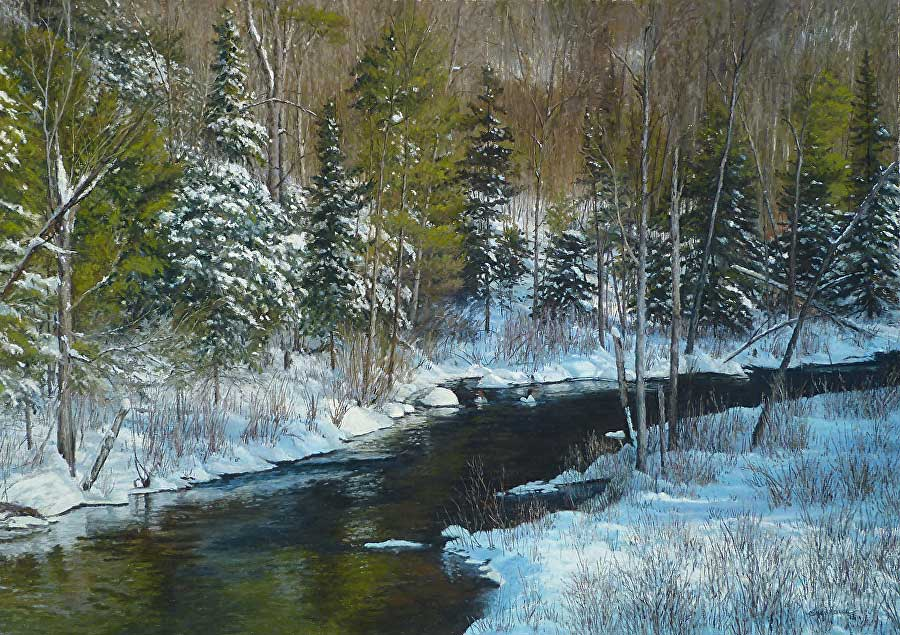 Winter brook, ?